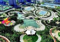 太原又添新地標!濱河體育公園7月開放!園內暗藏一隻麒麟神獸