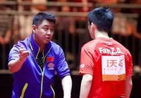 王皓:樊振東現階段最重要的是,一直全力以赴!