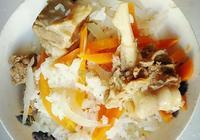 新疆抓飯(電飯鍋版)
