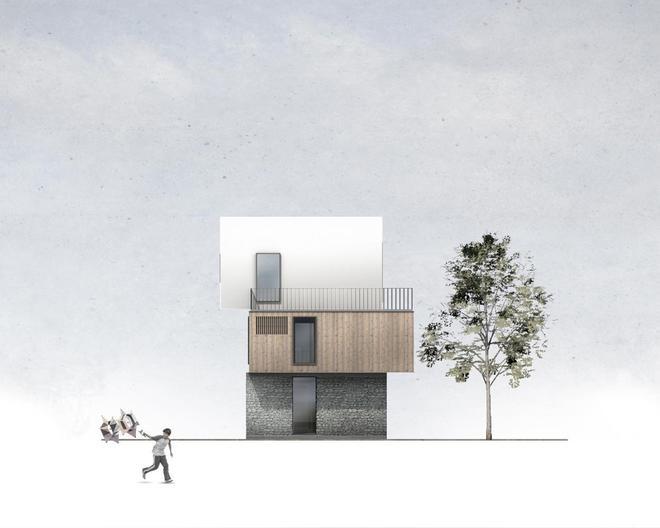 住宅設計:又見國內新農村別墅的代表作,低成本高顏值的理想居所