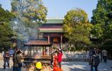 """旅遊風光:南華寺,是禪宗六祖惠能宏揚""""南宗禪法""""的發源地"""