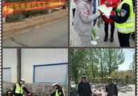 你我同牽手共創文明城丨輝南交警大隊開展摩托車違法行為整治行動