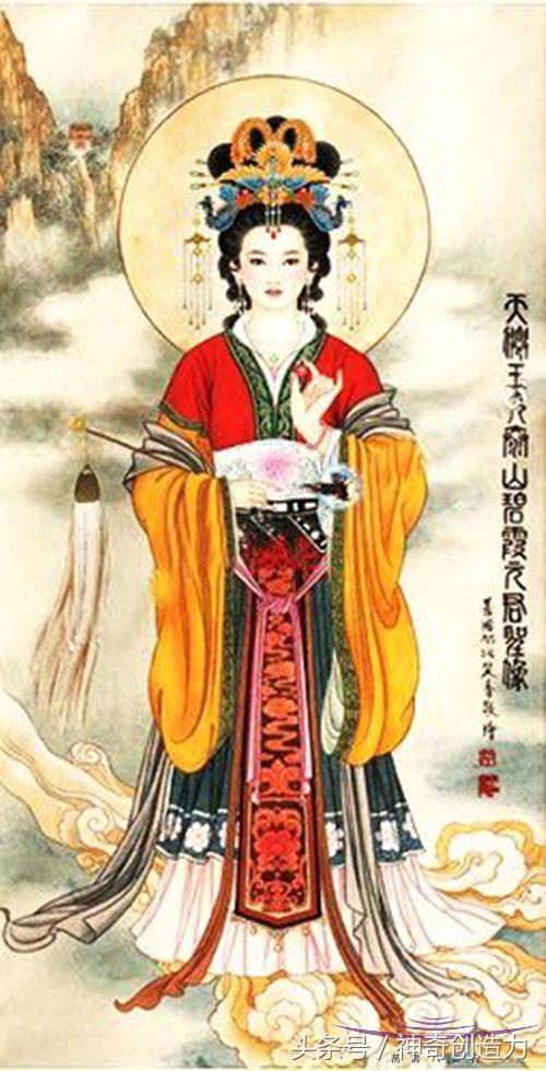 傳說中的泰山女神碧霞元君究竟是誰,為什麼有北元君 南媽祖說法