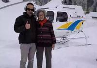 杭州89歲白髮姑娘賣房環遊世界,真希望我老了也能這麼酷