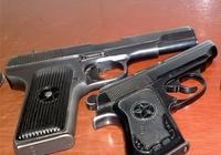 中國手槍的先驅——64式手槍,威力究竟如何?裝備對象非同一般