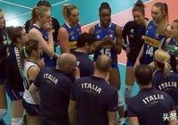 昨晚比賽過後,意大利女排存在不足浮出水面,不解決奧運難奪冠
