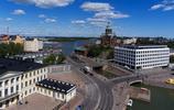 航拍赫爾辛基