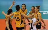 女排世俱杯 朱婷領銜土耳其瓦基弗銀行女排3比0勝浙江女排
