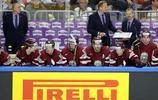 冰球——世錦賽小組賽:美國勝拉脫維亞