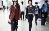 32歲戚薇和29歲趙奕歡同框比美,明星和網紅的差距不是一點點!
