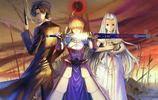 Fate/Zero 亞瑟王 美如畫