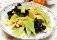 這道家常菜降血糖養胃潤肺,只需簡單攪拌,好吃停不下來!