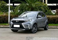 陸風首款小型SUV,7月上市!6.6萬起售!外觀配置讓人心動