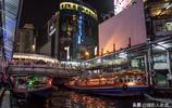 實拍泰國曼谷水上公交船:比公交車還方便,當地人上下班通勤首選