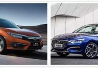 思域VS菲斯塔 話題神車和後起之秀,運動型家轎選誰好?