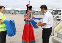呼和浩特機場新開呼和浩特-鄭州-貴陽航線
