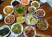 初五親戚來拜年,做了滿滿的3大桌菜,吃出家的味道,客人都說好