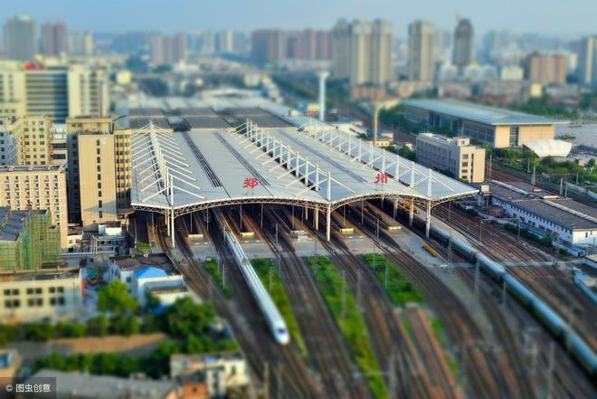 我國火車最發達的城市,是中國鐵路心臟,可以直達全國任何省會