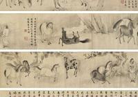 明畫家杜堇:人物亦白描能手,花草鳥獸並佳,又能作飛白體