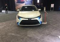 2019北美車展:全新一代美版卡羅拉亮相