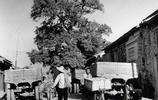 一組老照片,帶你穿越到1942年前後的陝西,當時是抗戰期間