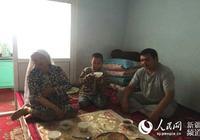 漢族孤兒的維吾爾族法官爸爸