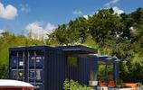 住宅設計:一個集裝箱改造出的一室一廳,這樣的房子住起來真酷啊