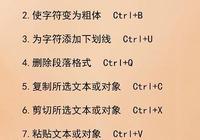 超實用的58個office快捷鍵彙總,辦公室人員必備!