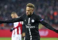歐冠:姆巴佩2傳1射內馬爾破門 大巴黎4:1大勝晉級16強