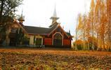 詩情畫意美麗的哈爾濱伏爾加莊園攝影採風——於洋攝影