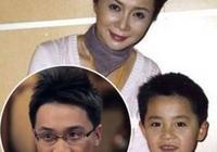 蔡明和老公與兒子的故事