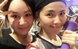 劉濤晒出健身照,身後的美女竟然是楊紫,網友:多變風格,簡直認不出