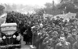 二戰結束在蘇聯的德國戰俘,得不到任何憐憫與仁慈