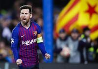 梅西再添三球 58積分力壓姆巴佩C羅獨佔歐洲金靴榜首