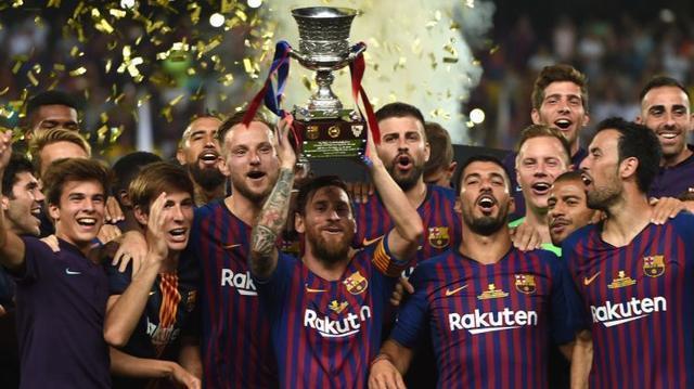 四月歐洲十強足球俱樂部