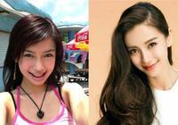 看完楊穎18歲的照片,你相信她沒有整容嗎?