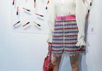 劉詩詩真不愧是氣質美女,穿上超級土氣的裙子,照樣美得出眾!