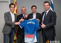 區塊鏈體育融資公司SportyCo贊助西班牙人足球俱樂部