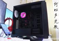想配一臺電腦把我的五六塊硬盤都裝上去,不要側透,預算400以內,注意是機箱?