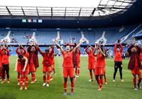 中國足球唯一的驕傲,向中國女足脫帽致敬,她們贏得了尊重