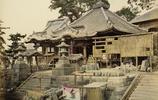 老照片:1865年的日本舊影,江戶時代末期的社會風貌