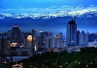 新疆第一大城市 亞心之都:新疆烏魯木齊