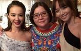 娛樂圈第一女流氓 從黑道兩救林志玲 卻助王菲那英登上事業巔峰!