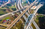 湖南懷化建起一座立體交通城