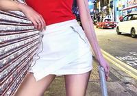 夏天喜歡穿T恤和半身裙,有哪些時尚的造型值得參考呢?