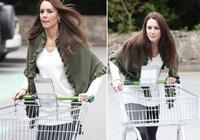 """凱特王妃、夏洛特公主、喬治王子、一起前往商店搶購""""聖誕特價"""""""