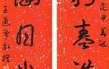 師從沈曾植,將凝重的北碑與流暢的章草有機結合,書作筆意流暢