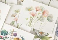 3個簡單步驟,讓你快速畫出一朵花!我服了