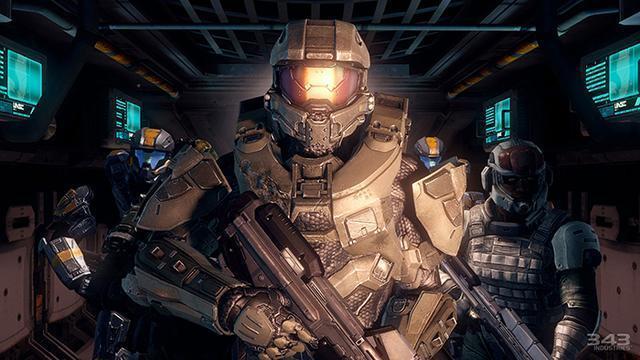 Xbox老大:《光環》和《戰爭機器》都在穩步開發中