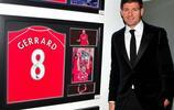 實至名歸!傑拉德入選英格蘭足球名人堂